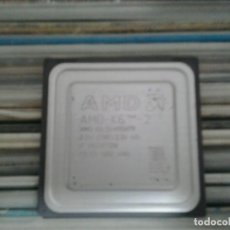Segunda Mano: LMV - PROCESADOR AMD K6. Lote 167960512