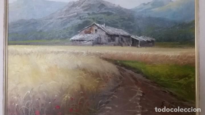 Segunda Mano: Cuadro pintado al oleo - Foto 5 - 168494568