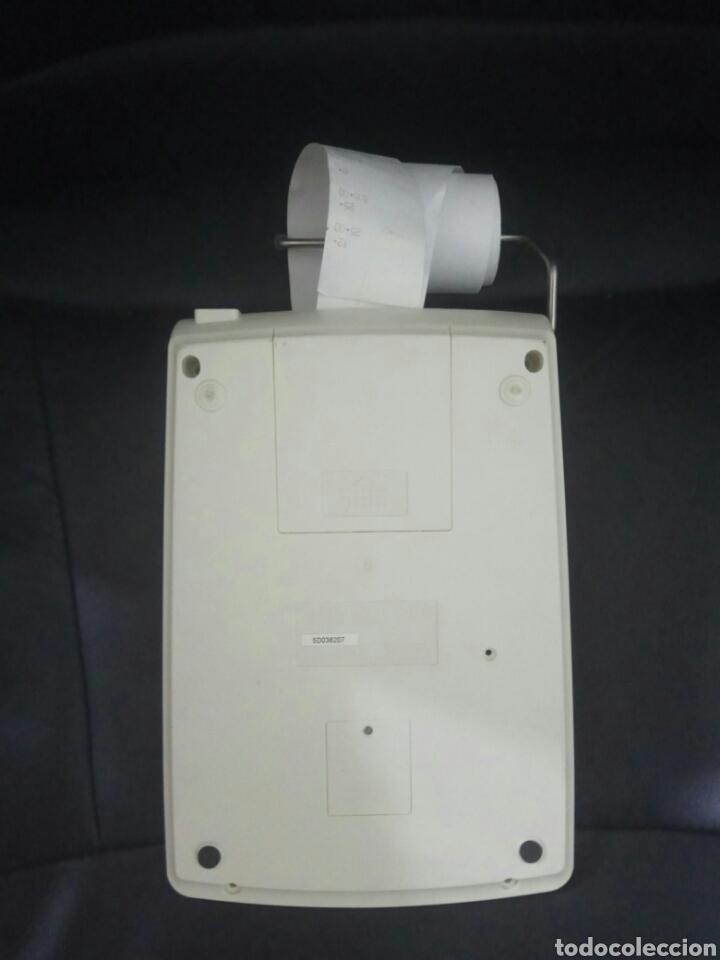 Segunda Mano: Calculadora citizen impresora pantalla papel cx-32 II 12 dígitos con tecla de impuestos - Foto 2 - 168975690