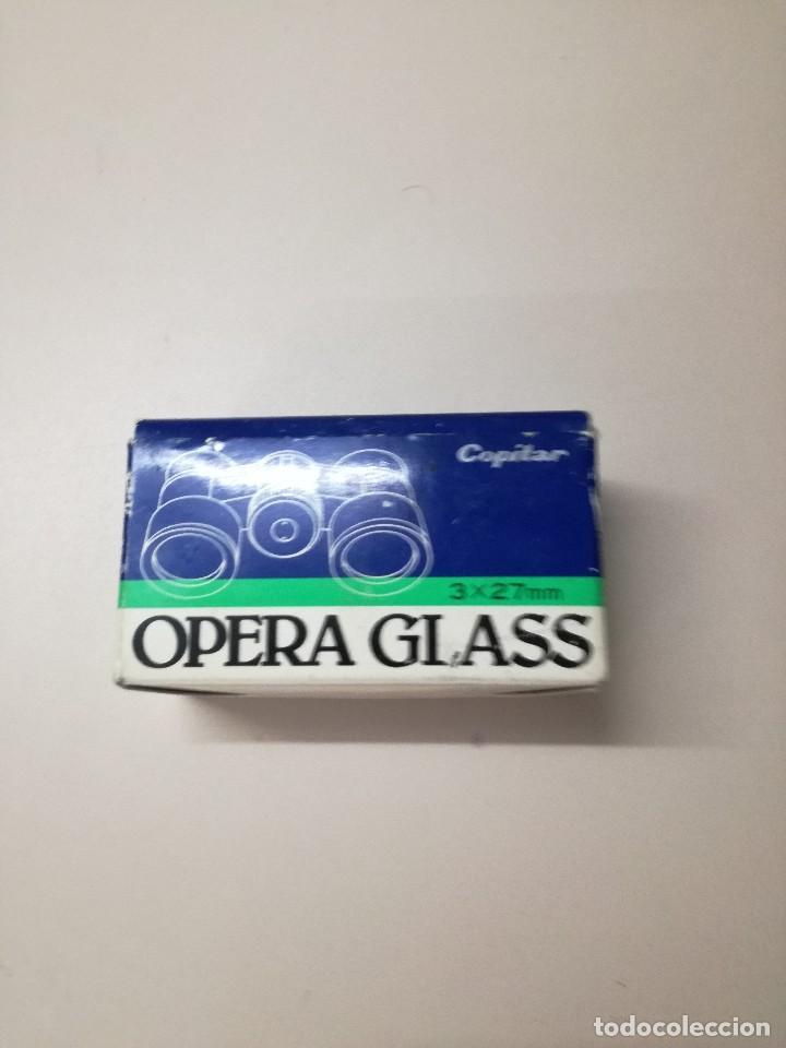 Segunda Mano: Binoculares Vintage para espectáculos 3x27 mm. - Foto 3 - 169460960