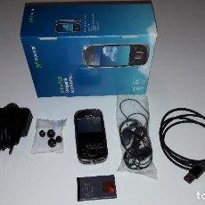Segunda Mano: TELÉFONO MÓVIL NOKIA 7230 CON CAJA, CARGADOR, BATERÍA, AURICULARES Y CABLE USB . Lote 169568996