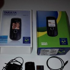 D'Occasion: TELÉFONO MÓVIL NOKIA 1661 CON CAJA, MANUAL, CARGADOR, BATERÍA, AURICULARES Y CABLE USB. Lote 169569092
