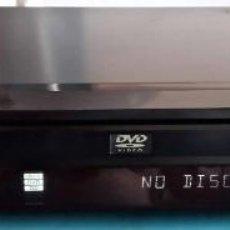 Segunda Mano: SONY CD/DVD PLAYER MODEL DVP-N54000 - REPRODUCTOR DVD VINTAGE. Lote 170551056