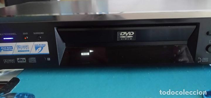 Segunda Mano: SONY CD/DVD PLAYER model DVP-N54000 - REPRODUCTOR DVD VINTAGE - Foto 10 - 170551056