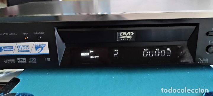 Segunda Mano: SONY CD/DVD PLAYER model DVP-N54000 - REPRODUCTOR DVD VINTAGE - Foto 11 - 170551056