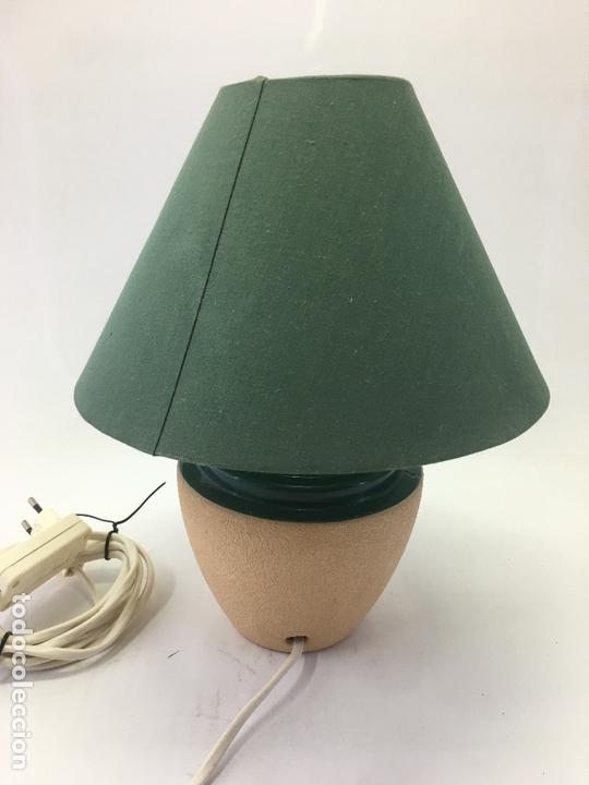 Segunda Mano: LAMPARA PARA SOBRE-MESA, CABLE CON INTERUCTOR, 27 CMS. ALTURA - Foto 6 - 171132683