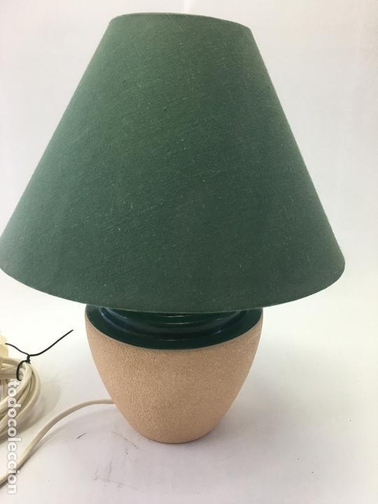 Segunda Mano: LAMPARA PARA SOBRE-MESA, CABLE CON INTERUCTOR, 27 CMS. ALTURA - Foto 7 - 171132683