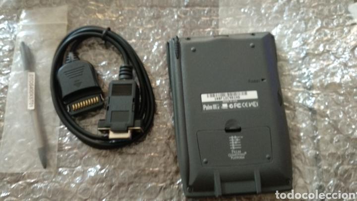 Segunda Mano: PDA PALM III 3COM como nueva - Foto 2 - 171236179