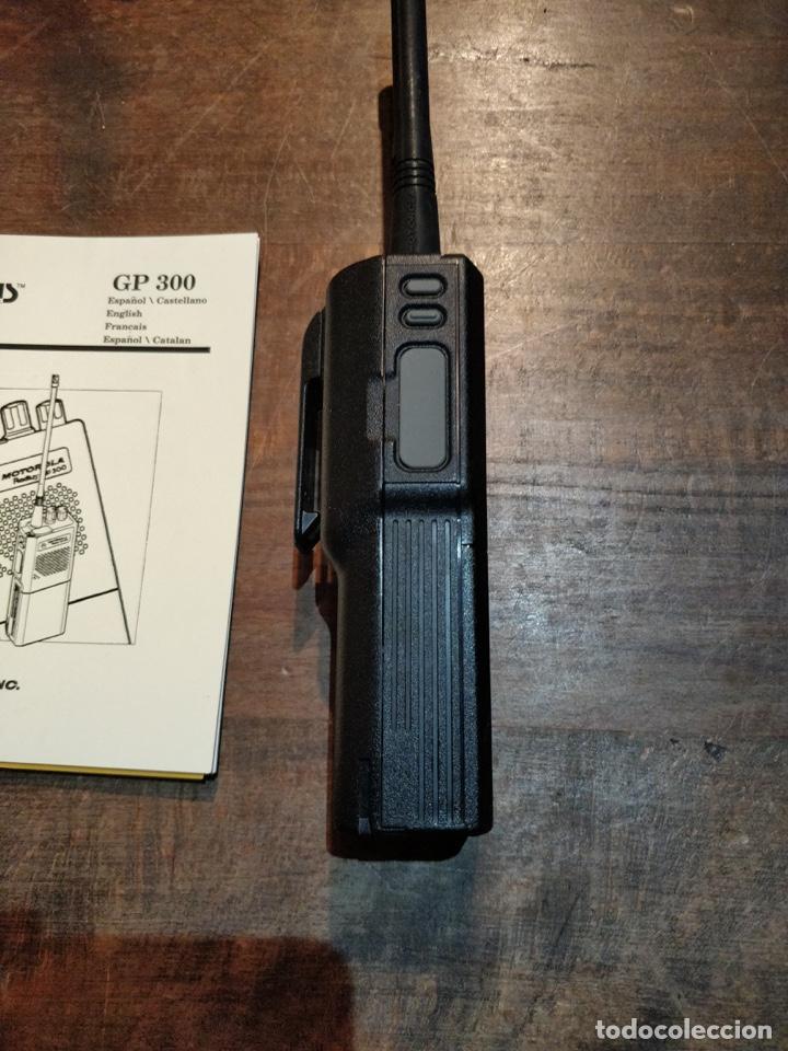 Segunda Mano: Pareja de Motorola Radios GP300 con manual de instrucciones original - Foto 6 - 194376675