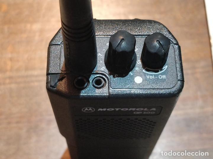 Segunda Mano: Pareja de Motorola Radios GP300 con manual de instrucciones original - Foto 9 - 194376675