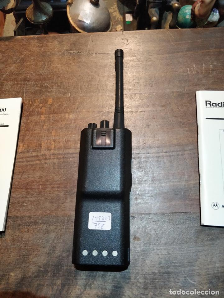 Segunda Mano: Pareja de Motorola Radios GP300 con manual de instrucciones original - Foto 10 - 194376675