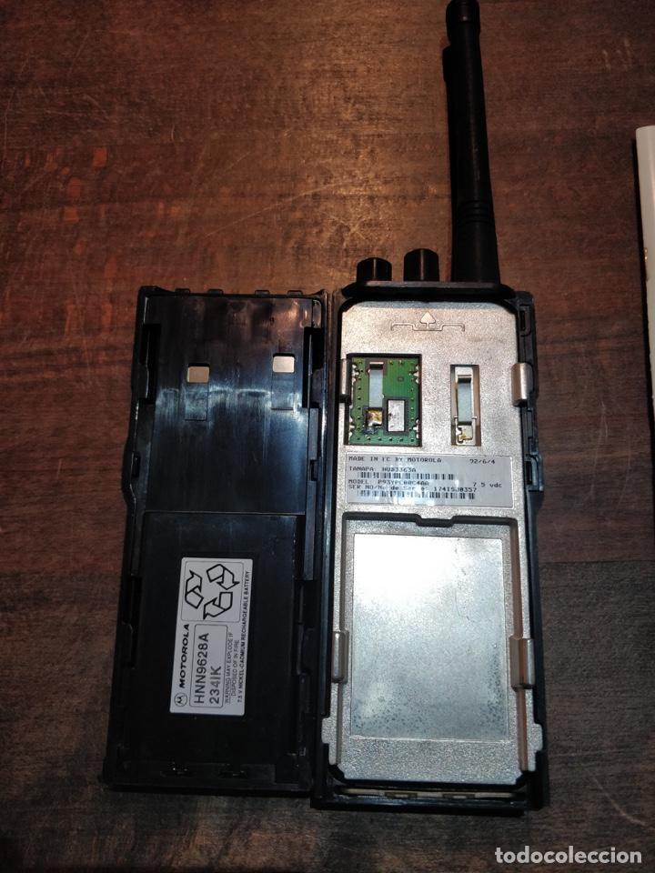 Segunda Mano: Pareja de Motorola Radios GP300 con manual de instrucciones original - Foto 11 - 194376675