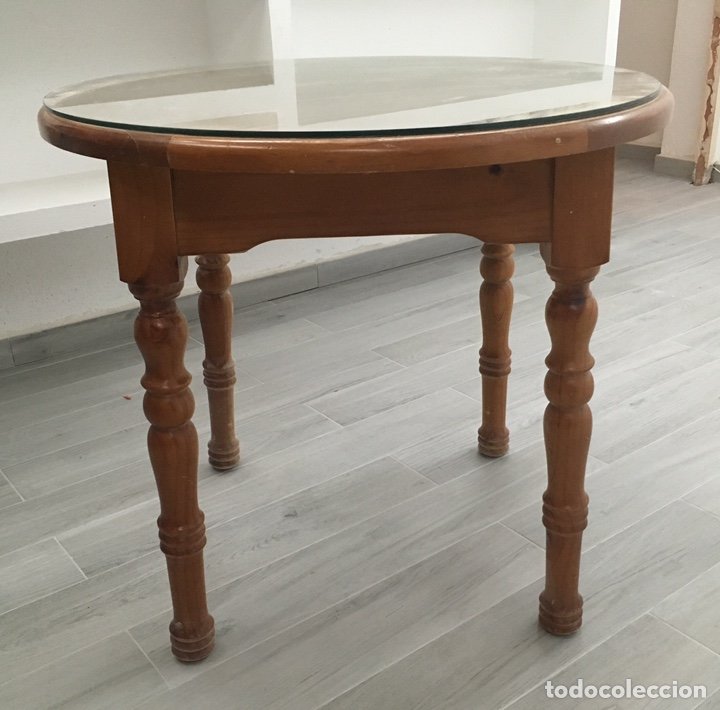 Segunda Mano: Mesa madera pino macizo - Foto 2 - 172114539