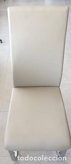 conjunto de mesa de comedor 4 sillas