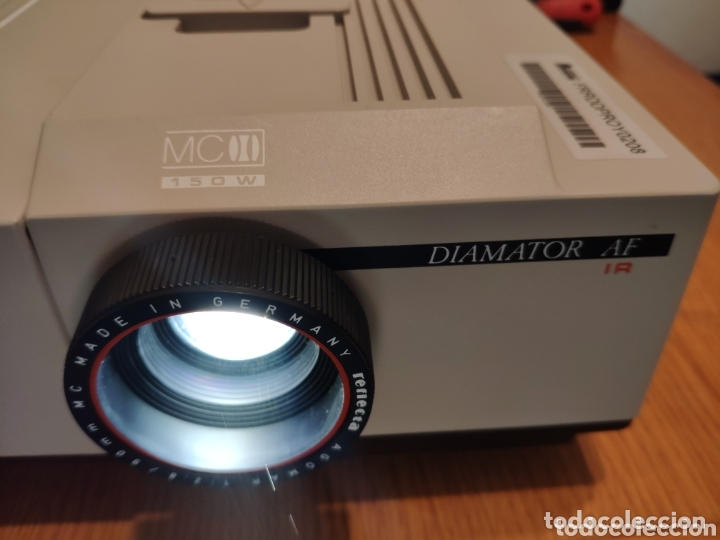 Segunda Mano: Proyector reflecta diamator a/AF typ 1102 ir - Foto 3 - 172411170
