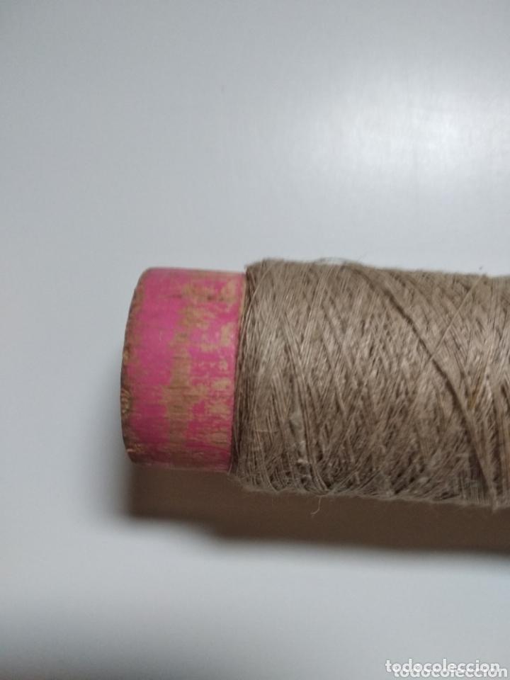 Segunda Mano: Bobina o carrete de hilo de madera, - Foto 6 - 172633617