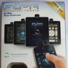 Segunda Mano: CONTROL REMOTO UNIVERSAL-IPOD-IPAD-I PHONE-PARA LUCES TV NUEVO EN CAJA. Lote 172740565