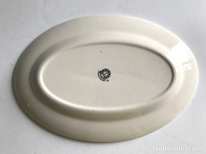 Segunda Mano: Fuente de loza portuguesa. 30 x 21 cm - Foto 3 - 173444569