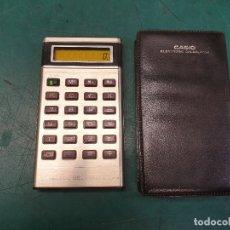 Segunda Mano: CALCULADORA CASIO LC-88. Lote 173535214