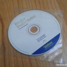 Segunda Mano: ROUTER INALÁMBRICO -- TELEFÓNICA -- CD INSTALACIÓN. Lote 174066517