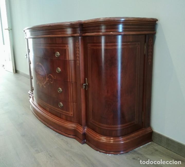Segunda Mano: Mueble aparador en madera noble - Foto 2 - 174090545