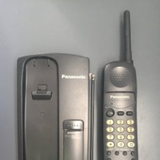 Segunda Mano: TELÉFONO INALÁMBRICO PANASONIC. VINTAGE. Lote 174095958
