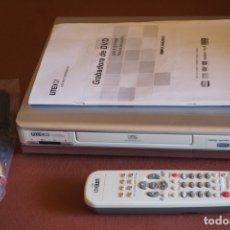 Segunda Mano: GRABADORA DVD LITEON LVW-1011/1015. Lote 174435923