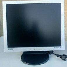 Segunda Mano: MONITOR PC. SAMSUNG SYNCMASTER 172V. 17 PULGADAS. USADO.. Lote 174530640