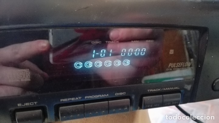 REPRODUCTOR PIONEER 6 CD,S PD-M416 (Segunda Mano - Artículos de electrónica)