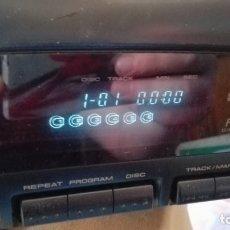 Segunda Mano: REPRODUCTOR PIONEER 6 CD,S PD-M416. Lote 175107539