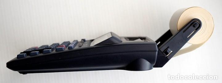 Segunda Mano: CASIO Modelo HR-100 ER y lote de 12 rollos de papel. Calculadora impresora - Foto 4 - 175594608