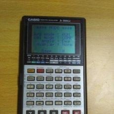 Segunda Mano: CASIO FX-7000 GA CALCULADORA CIENTIFICA ANTIGUA. Lote 175792398