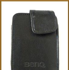 Segunda Mano: FUNDA TELEFONO BENQ - RETRO - VINTAGE. Lote 176326469
