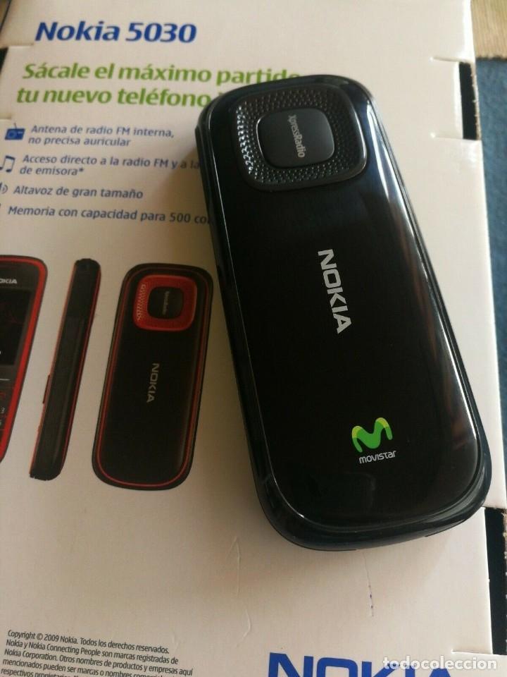 Segunda Mano: Nokia 5030 Xpress Music New unlock sim - Foto 4 - 176340019