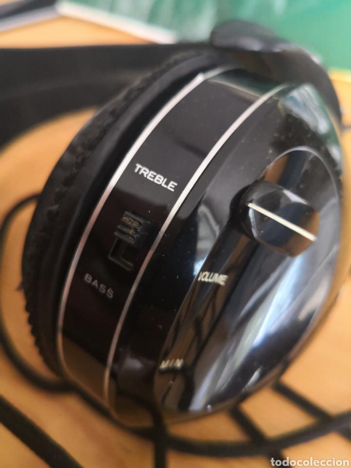 Segunda Mano: Auriculares cascos Vintage Sony model DR-11 como nuevos - Foto 6 - 177028152