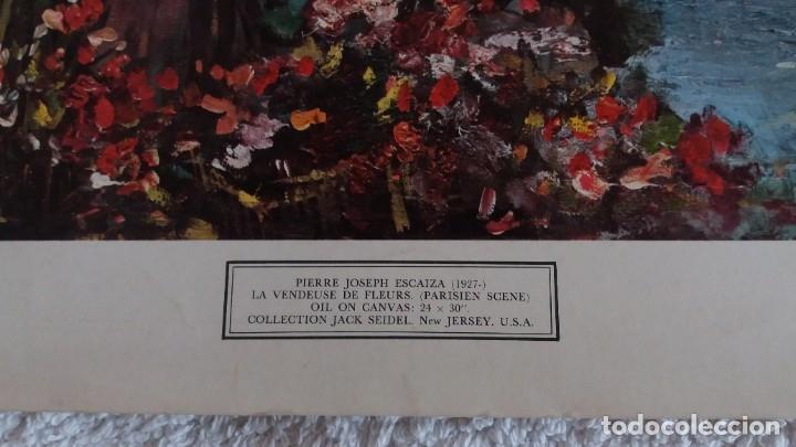 Segunda Mano: Lamina de Pierre Joseph Escaiza - Foto 4 - 177595734