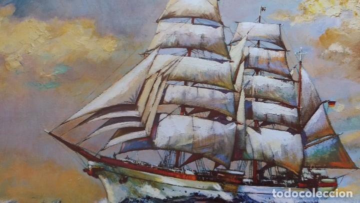 Segunda Mano: Lamina De Barco velero - Foto 2 - 177744923
