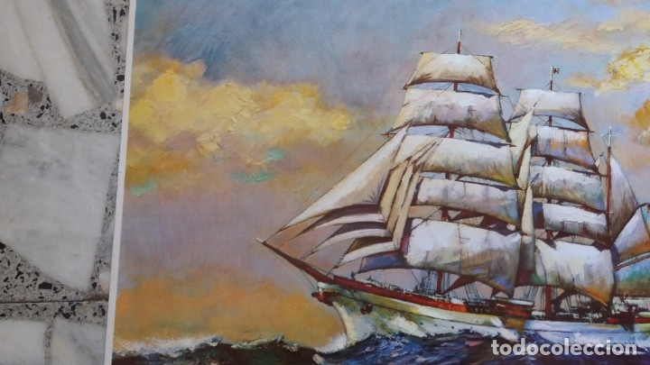 Segunda Mano: Lamina De Barco velero - Foto 4 - 177744923