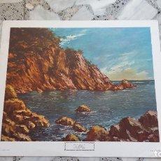 Segunda Mano: LAMINA DE MARIO GINESTA. Lote 177745839