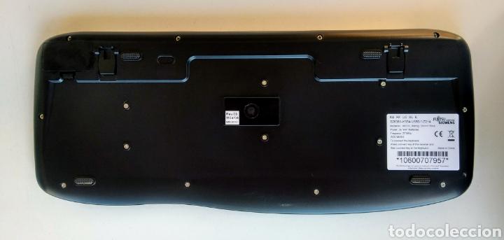 Segunda Mano: Teclado PC. Fujitsu Siemens. K8732. - Foto 2 - 178738685