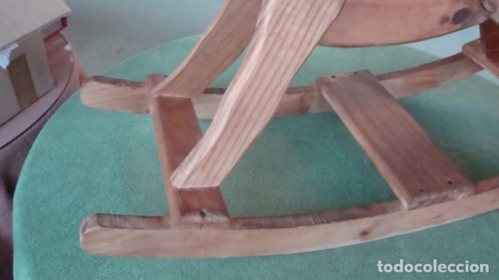 Segunda Mano: caballito de madera - Foto 2 - 178831233