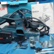 Segunda Mano: CEPILLO BOSCH CH - 4501 PROFESIONAL. Lote 179549046