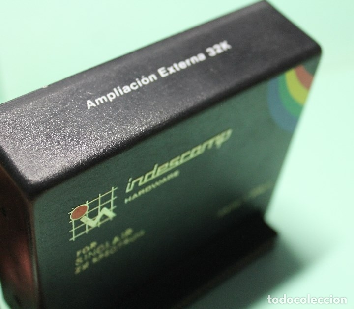 Segunda Mano: AMPLIACION DE MEMORIA DE 32K PARA ZX SPECTRUM SINCLAIR. PERFECTO ESTADO.VER 9 FOTOS.. - Foto 8 - 180260968