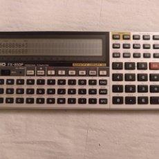 Segunda Mano: CALCULADORA CASIO FX-850P. Lote 180267250