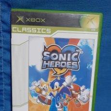 Segunda Mano: JUEGO XBOX SEGA SONIC HEROES. Lote 180513310