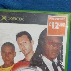 Segunda Mano: JUEGO XBOX FIFA 2003. Lote 180513650