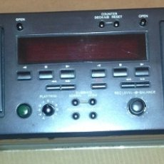 Segunda Mano: NAD 616 PLETINA CASSETTE DOBLE - NAD ELECTRONICS - DOUBLE CASSETTE DECK 616. Lote 180518545
