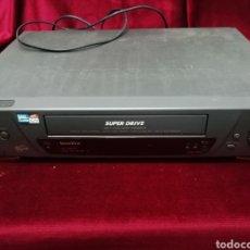 Segunda Mano: REPRODUCTOR DE VHS MARCA PANASONIC. Lote 180613780