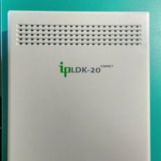 Segunda Mano: CENTRALITA IP-LDK-20. LG - NORTEL. USADA.. Lote 180854123