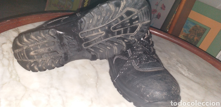 Segunda Mano: Botas de seguridad talla 40 - Foto 3 - 180896620